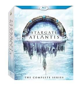 Stargate Atlantis: Complete Series Gift Set [Blu-ray]