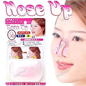 Tiny Deal Magic Plastic Nose Up Clip For Women Assorted Color