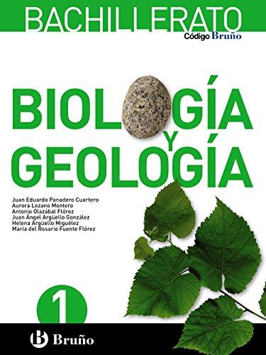 Código Bruño Biología y Geología 1 Bachillerato - 9788421674178 por Juan Eduardo Panadero Cuartero