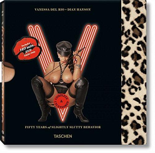 SQ-Vanessa del Rio, DVD Ed.