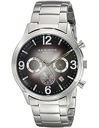 Akribos AK607BK - Reloj para hombres