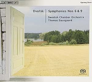 Dvorák: Symphonies Nos. 6 & 9 [Hybrid SACD]