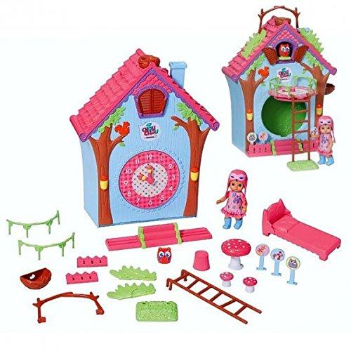Mini Chou Chou Kuckucksuhr - Haus fur Mini Puppen