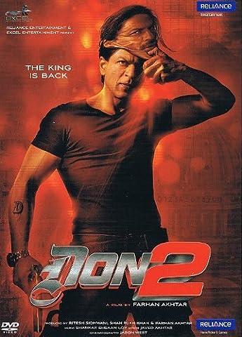 Don 2 - Bollywood Film mit Shahrukh Khan und Priyanka Chopra. Bollywood - Sprache: Hindi, Untertitel: Englisch & Arabisch. (Bollywood Mit Shahrukh Khan)