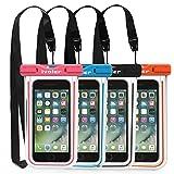 Best Etui pour téléphone iPhone 4 Cases - [Certifiée IPX8] Pochette étanche, [4 pièces] iVoler Pochette Review