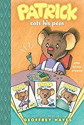 Patrick Eats His Peas and Other Stories (Toon Books Set 3) by Geoffrey Hayes (2016-01-06)
