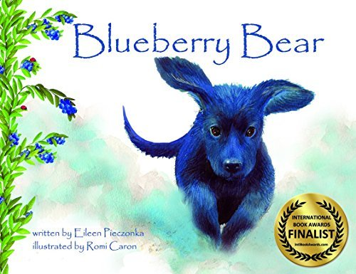 Blueberry Bear by Eileen Pieczonka (2016-02-20) par Eileen Pieczonka