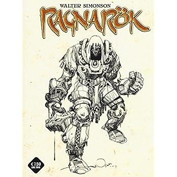 Ragnarök. Variant Cover: 1