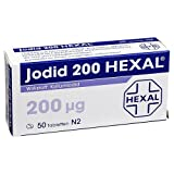 Jodid 200 µg HEXAL® Tabletten