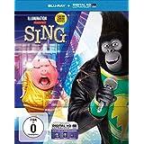 Sing (2D) Limited Steelbook
