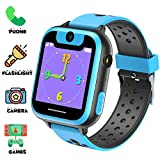 Kids Smartwatches with Games for Boys Girls - Smart Watches with Digital Camera...