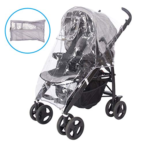 Mother & Kids Activity & Gear Generic Baby Stroller Footrest 32cm Bumper Toddler Baby Stroller Booster Feet Infant Baby Stroller Foot Dragging