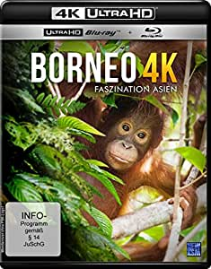 Borneo - Faszination Asien (4K Ultra HD) (+ Blu-ray)