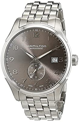 Hamilton Men's Watch XL Analogue Automatic Stainless Steel H425150