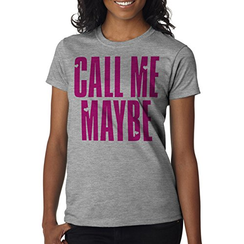 Call Me Maybe XXL Damen T-Shirt