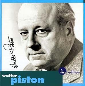 Piston - Symphonies Nos 5, 7 & 8; Serenata