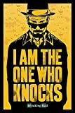 Breaking Bad Poster I am the one who knocks - Poster Großformat (61cm x 91,5cm)