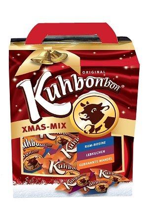 Karamellbonbons Kuhbonbon XMas-Mix 450g