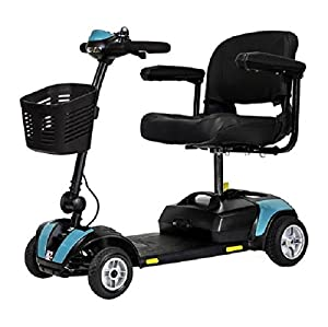 Boston Mobility Scooter Portable Travel Boot 4mph 4 Wheeled Shoprider Aid
