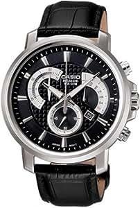 Casio Enticer Analog Black Dial Men's Watch - BEM-506L-1AVDF (BS108)