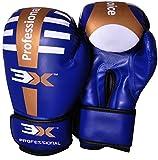 3XSports Kinder Boxhandschuhe Junior Sparring Kickboxen Handschuhe Kids Boxing