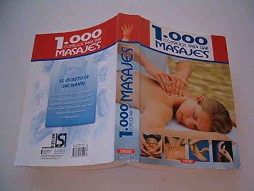 Portada del libro 1000 consejos para dar masajes