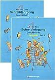 ABC der Tiere 1 – Schreiblehrgang zur Silbenfibel® Kompakt – Förderausgabe: Druckschrift