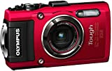 Olympus Tough TG-4 Camera - Red