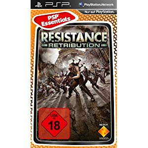 Resistance: Retribution – Collector's Edition