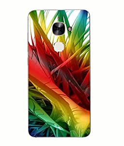 LE ECO LE 2 Printed Back Case Cover By Case Cover