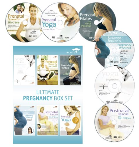 The Ultimate Pregnancy Boxed Set [DVD]
