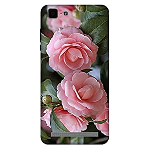 Bhishoom Designer Printed Back Case Cover for Vivo X5Max :: Vivo X5 Max (Flower :: Pink Rose :: Floral :: Girl :: Her)