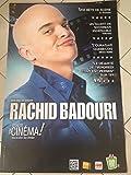 Rachid Badouri - Arrête Ton Cinéma! - 40X60Cm Affiche / Poster