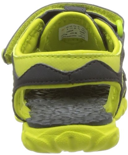 Timberland Splashtown Closed Toe, Sandales de mode mixte enfant Gris (Granite Grey)