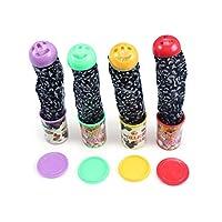 Edealing 4PCS Mejor artificiales Tarro del caramelo del truco niños de juguete Broma mordaza de la broma de la novedad truco divertido regalo de Xinghaoda Co Ltd