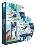 #8: Edurite's Combo Pack of Maths, Computer Science, Social Science and Science for ICSE Class 1 (DVD)