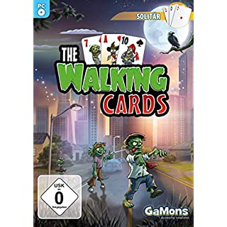 GaMons - The Walking Cards (PC)