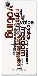 Fashionury Soft Back Case Cover For VIVO Y51-Print13463