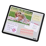 Hama Tapis de souris porte-documents, Transparent