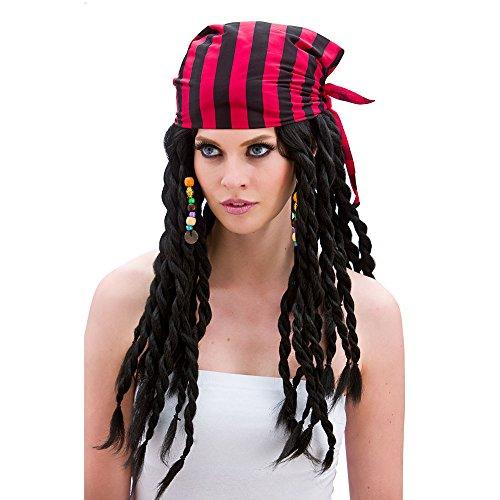 Buccaneer Beauty Wig ()