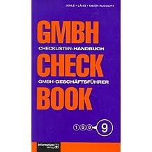 Checklisten-Handbuch GmbH-Geschäftsführer '99