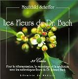 Fleurs du Dr Bach (coffret de 38 cartes)