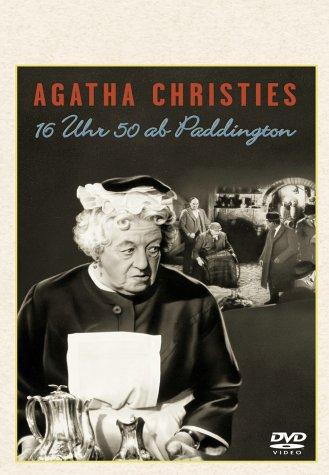Miss Marple: 16 Uhr 50 ab Paddington (Miss Marple Margaret Rutherford Dvd)