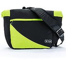 Abc Design - Asalvo  - Bolso  courier verde claro