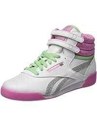 Reebok F/S HI, Zapatillas de Deporte Para Niñas