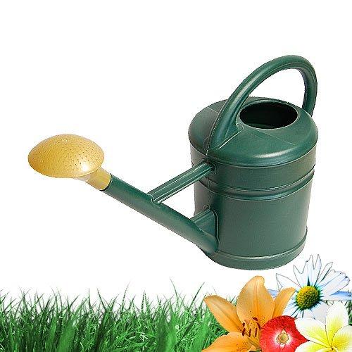 Gießkanne ANTIQUA 10 Liter dunkelgrün