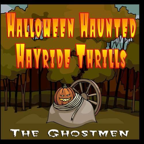 Halloween Haunted Hayride Thrills