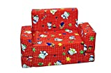 #2: SR Collection Sofa Cum Bed for Kids (Color May Vary) ,, (Design May Vary)