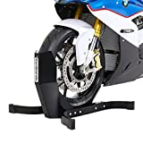 Vorderrad Wippe Yamaha MT-125 Constands Easy Plus schwarz matt
