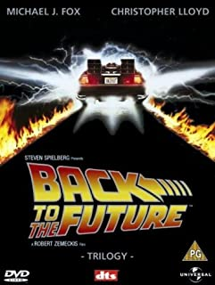 Back To The Future Trilogy [DVD] [1985] (B000062V8Q) | Amazon price tracker / tracking, Amazon price history charts, Amazon price watches, Amazon price drop alerts